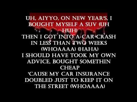 classified-up all night lyrics