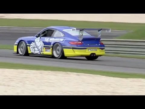 Racing's Future: The Porsche Young Driver Academy
