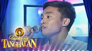 Tawag ng Tanghalan: Gerwin Torrente | Only Reminds Me Of You
