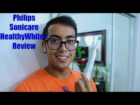 Philips Sonicare HealthyWhite+ Review