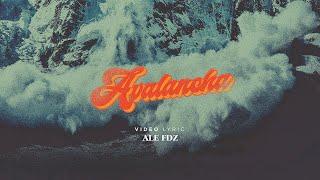 Avalancha - Ale Fdz (Video Lyric) YouTube Videos