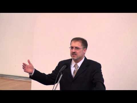 Spasení je přijímáno v evangeliu (1 Te 1,6--7) -- Lance Roberts