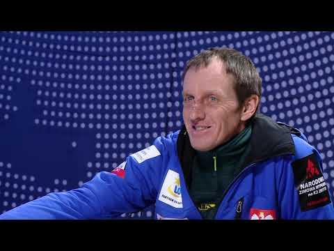 Szczere słowa Denisa Urubko po powrocie z wyprawy na K2. Zapis rozmowy na żywo ze studia WP.PL