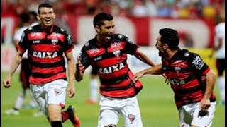 Melhores Momentos HD Criciúma 1 x 2 Atlético GO 32ª Rodada Brasileiro Série B 22/10/2016