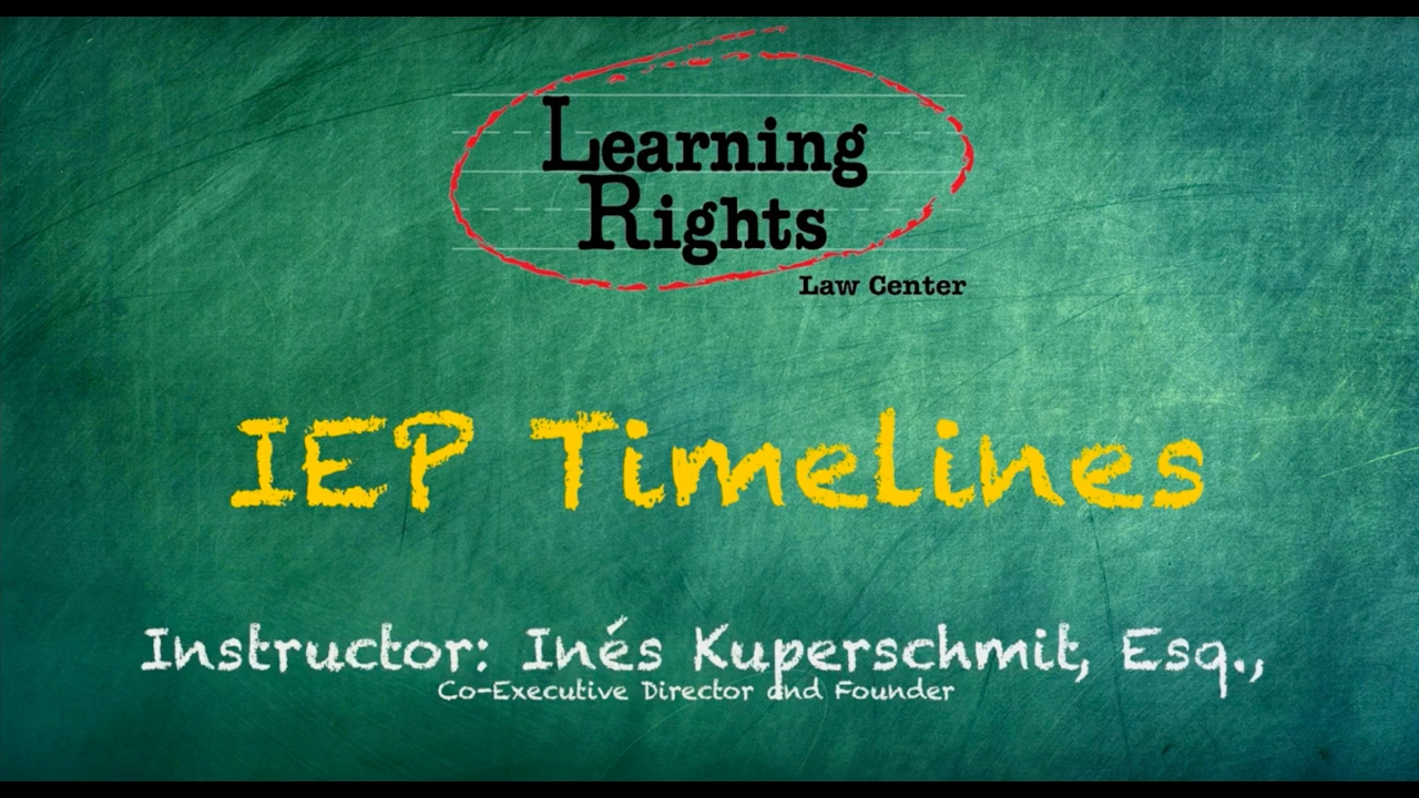 learning rights legal timelines youtube