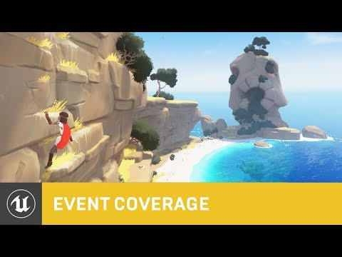 Unreal Engine Tutorial: Stylized VFX in RiME by Simon Trümpler