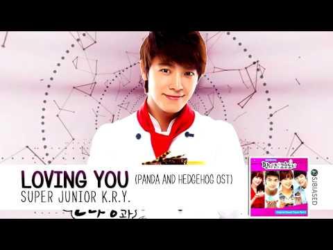 Super Junior K.R.Y. - Loving You (Lyric Video)