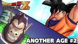 Dragon Ball Z Battle of Z - Another Age (Spirit Bomb) Walkthrough PART 12 TRUE-HD QUALITY