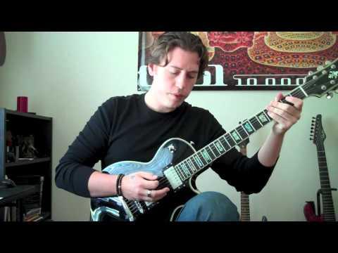 Tool Jambi Guitar Lesson