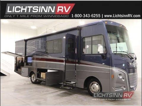 New 2020 Winnebago Adventurer 29B Motor Home Class A at