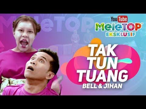 Lawak habis Jihan Muse & Bell Ngasri nyanyi lagu Minang Upiak Isil  Tak Tun Tuang I Parodi MeleTOP