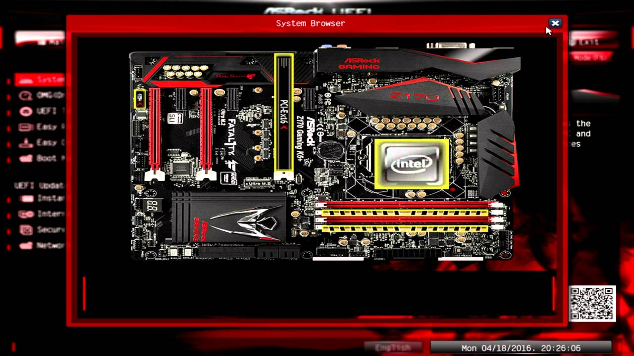 ASRock Fatal1ty Z170 Gaming K4 Drivers Windows