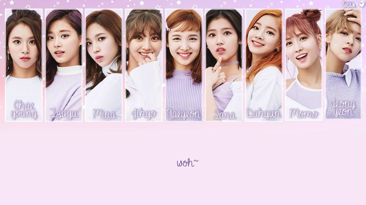 TWICE - TT [Han/Rom/Eng Lyrics]