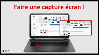 Comment faire capture écran pc portable, ordinateur
