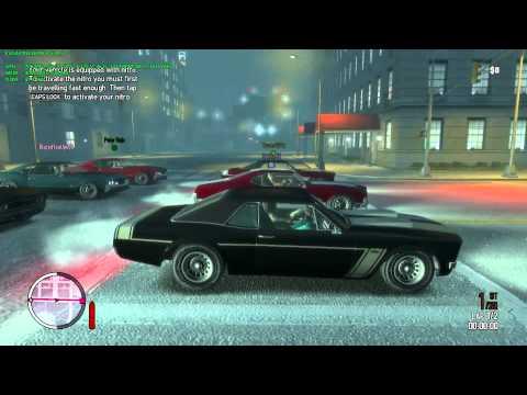 GTA IV & EFLC: Rockstar Games Social Club Event - 30th August 2012 - CnC x2 & Race x2!