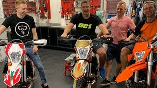 First Look 2020 KTM 300 Erzber Rodeo Limited Edition