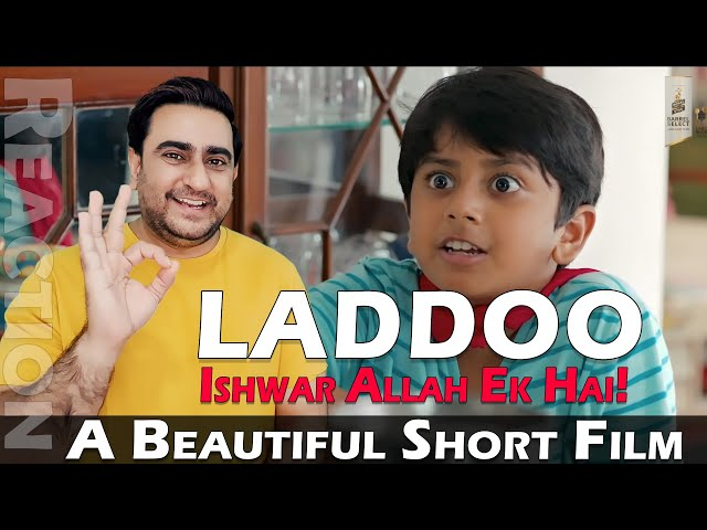 LADDOO Reaction I KUMUD MISHRA I ISHWAR ALLAH EK HAI | LARGE SHORT FILMS
