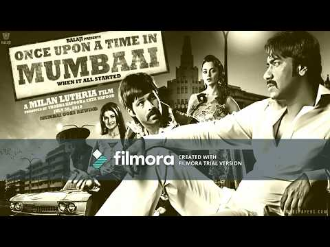 Once upon a Time in Mumbaai - Rise of Sultan Mirza