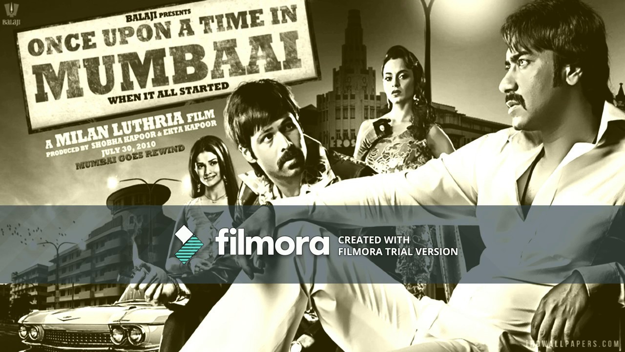 Once Upon A Time In Mumbaai Rise Of Sultan Mirza Youtube