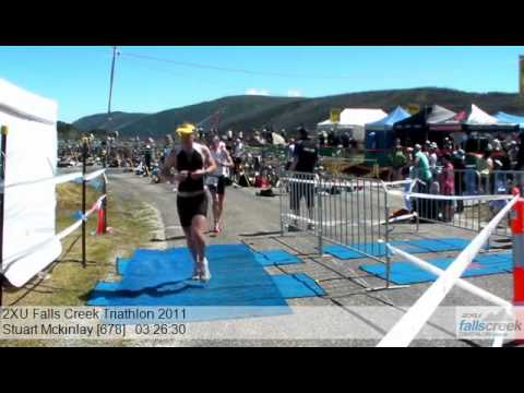 Stuart Mckinlay 678 2XU Falls Creek Triathlon 2011