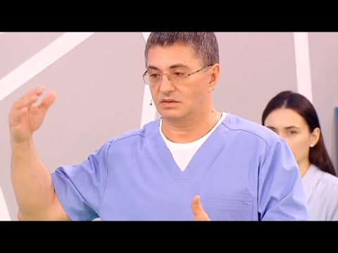 Доктор Мясников о лечении сахарного диабета 2 типа