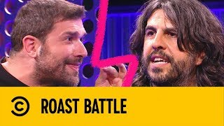 JJ Vaquero VS Nacho García | Roast Battle | Comedy Central España