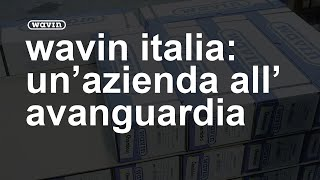 Wavin: distribuzione sanitaria, acque metoriche, sistemi radianti | Wavin Italia