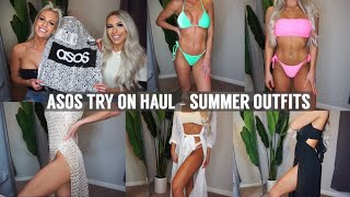 ASOS SUMMER HAUL- VACAY INSPO (Bikinis, Accessories, Cover Ups & More)