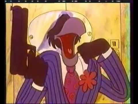 Le Corbeau et le Renard (The Fox and the Crow) - animated cartoon