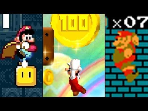 Super Mario TOP 5 SECRETS - Hidden Worlds & Areas (3DS, SNES, NES)