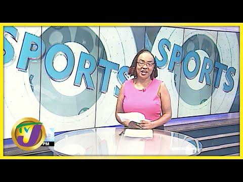 Jamaican Sports News Headlines - August 10 2021