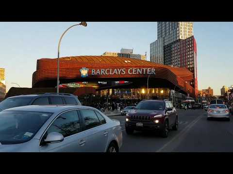 NBA TOUR - Barclays Center Brooklyn New York