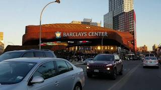 NBA TOUR - Barclays Center Brooklyn NY