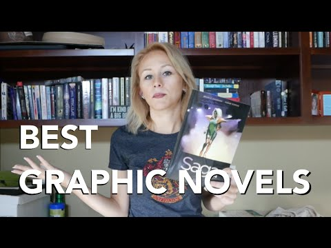 BEST GRAPHIC NOVELS