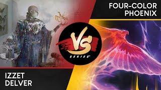 VS Live!   Izzet Delver VS Four-Color Phoenix   Legacy   Match 3