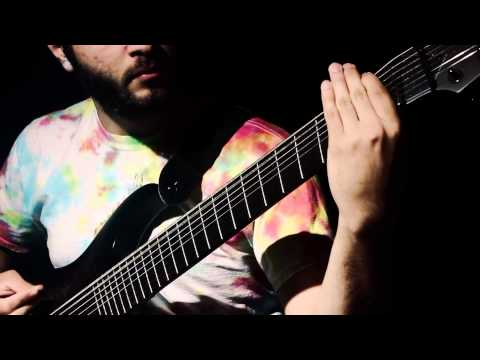 Northlane - Ra - Guitar / Instrumental Cover - Andrew Baena