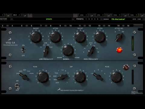 Antelope Audio 101: The Vintage EQs - 3. VMEQ5