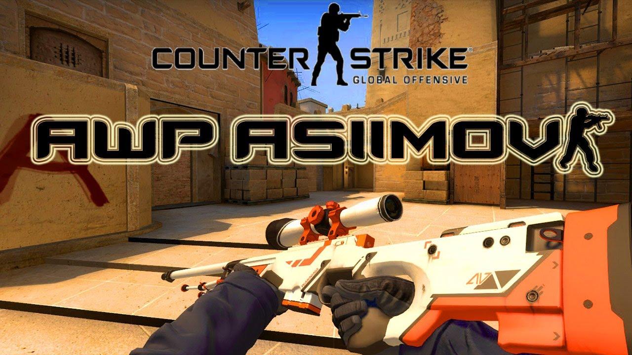 Counter strike go awp asiimov montage kills youtube - Awp asiimov cs 1 6 ...