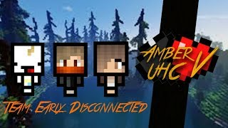 Minecraft Amber UHC Season 5: Episode 1!