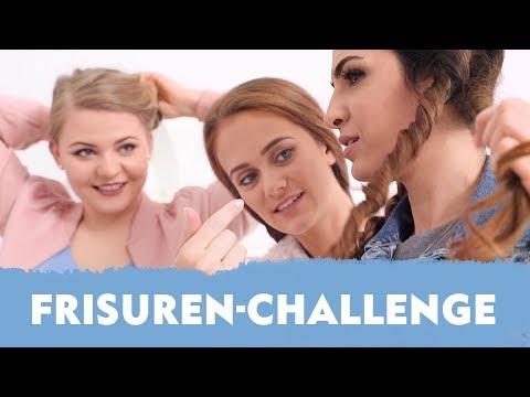 DominoKati, KindOfRosy und Snukieful bei der großen Frisuren-Challenge | NIVEA MEET & STYLE