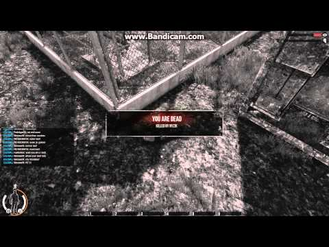 WarZ Norad Military Base Fail Ep 2