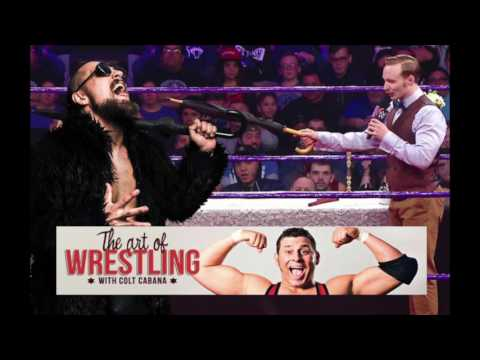 Colt Cabana talks about Jack Gallagher & WWE stealing from Independent Wrestlers.