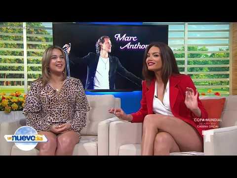 Zuleyka Rivera hot legs  Un Nuevo Dia  030918