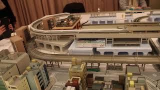 鉄道模型新春走り初め2018 ②
