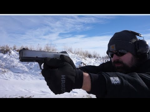 Accuracy Test and Range Report for the Ruger SR40!