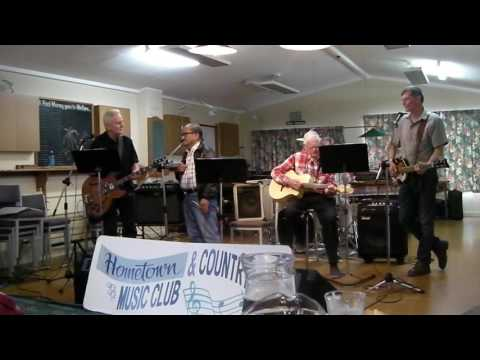 Shakin Roly Poly Live at Country Music Club RSA Temuka, New Zealand