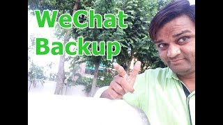 WeChat Tips & Tricks - How to Backup/Restore WeChat History