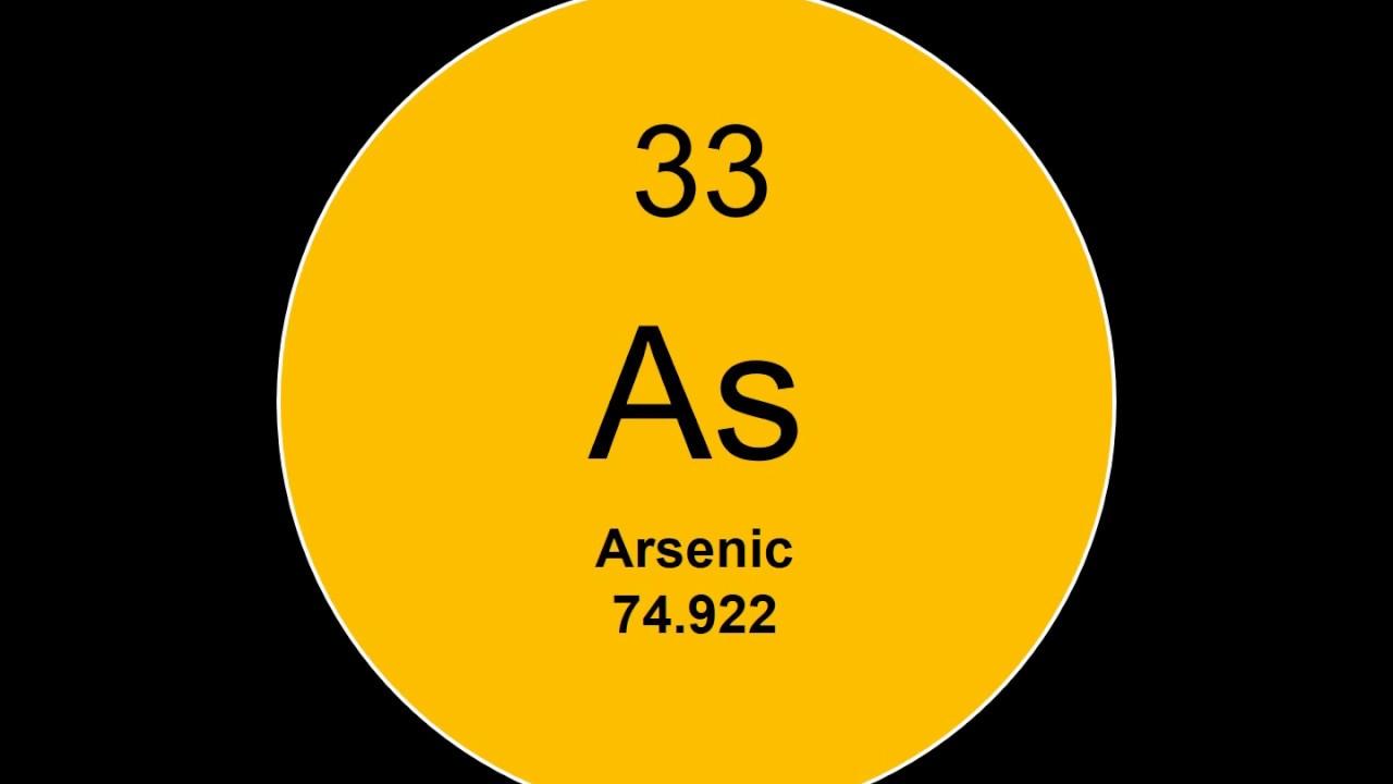 Element 33 Arsenic Facts Youtube