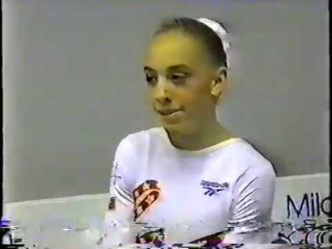 1994 World Team Gymnastics Championships - Women's Team Final, Part 1 (Japanese TV)