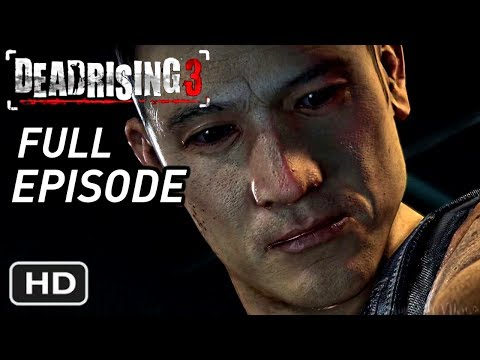 DEAD RISING 3 - The Last Agent DLC Full Gameplay Walkthrough - Untold Stories: Episode 4 XBOX ONE